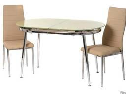 Ветро Мебель (Vetro Mebel). Купить обеденный стол для ку