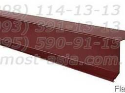 Ветровая планка цена, Ветровая металлическая для профнастила