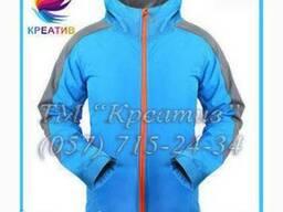 Ветровка, демисезонная куртка из флиса (от 50 шт. )