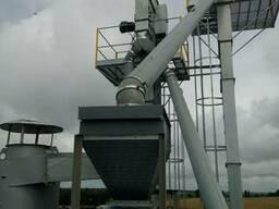 Веялка-сепаратор 30-100 т/ч, очистка перед зерносушилкой