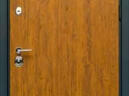 """Двери входные металлические """"Статус"""""""