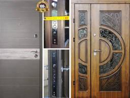 Вхідні Теплі та Стильні Двері для будинку чи квартири