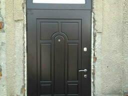 Входные бронированные двери - фото 2