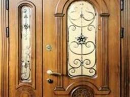 Входные бронированные двери для квартиры и улицы