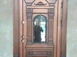 Входные бронированные двери (парадная, тамбур) - фото 6