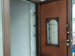 Входные бронированные двери (парадная, тамбур) - фото 7