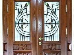 Надежные входные двери.