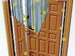 Входные деревянные двери - фото 1