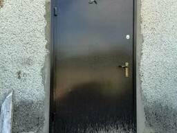 Входные двери, двери металлические
