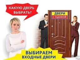 Входные Двери с Порошково Полимерным Покрытием