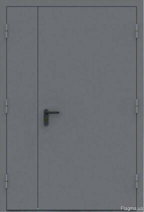 Входные двери в техническое помещение