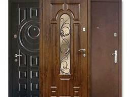 Входные и межкомнатные двери купить и установить