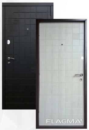 Установка дверей. Двери входные металлические.
