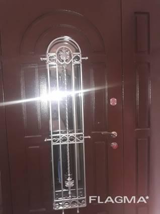 Входные металлические двери 1400*2100