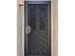 Входные металлические двери №5