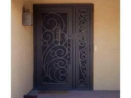 Входные металлические двери Ф3