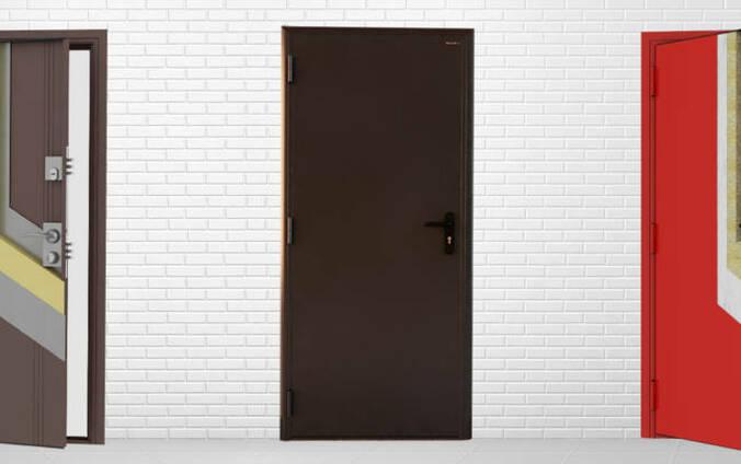 Входные Стальные Двери Эконом
