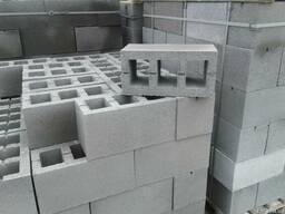 Виброблоки от производителя. Стеновые блоки.