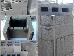 Отсев блоки, шлако блоки, бетонние блоки Ровно, Луцк, Дубно.