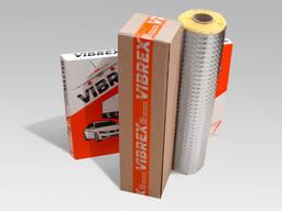 Виброизоляция Vibrex Master Light 2*500*4000 рулон