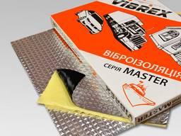 Виброизоляция Vibrex Master 3*500*700