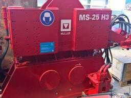 Вибропогружатель Müller MS-25 H3 (Германия)