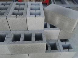 Будівельні блоки: стінові, перестіночні, опалубочні. Доставка
