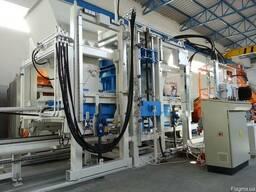 Вибропресс по производству блоков Sumab R-400 - фото 3