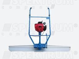 Виброрейка ручная РВ-01Д лезвие 1м бензиновая ( HondaGX-35)