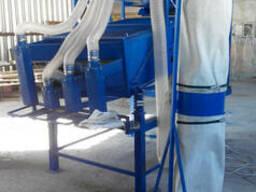 Линию по переработке грецкого ореха