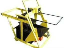 Вибростанки, вибропресса для шлакоблока (стеновых блоков) - фото 1
