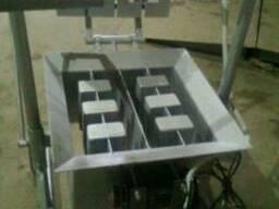Вибростанок для производства шлакоблоков, по доступной цене.