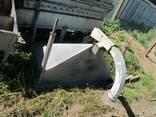 Вібростіл та вібростіл з прийомочним бункером - фото 3