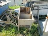 Вібростіл та вібростіл з прийомочним бункером - фото 4
