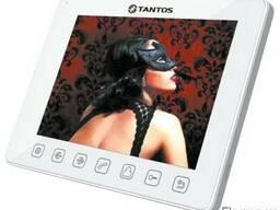 "Видеодомафон Tantos Tango (white) 9"""