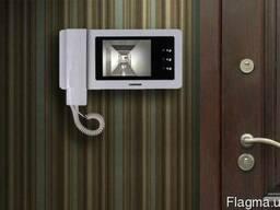 Видеодомофоны, домофоны для дома, квартиры, офиса SEC Market