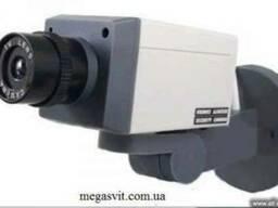 """Видеокамера-обманка """"Security CAMER"""" домашняя охрана"""