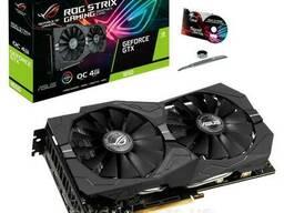 Видеокарта ASUS GeForce GTX1650 4096Mb ROG Strix OC. ..