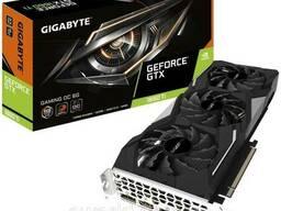 Видеокарта Gigabyte GeForce GTX1660 Ti 6144Mb Gaming OC. ..