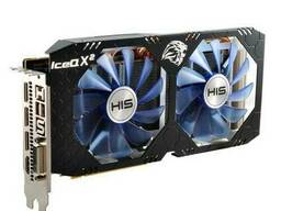 Видеокарта HIS RX 590 IceQ X² OC 8GB (HS-590R8LCBR)