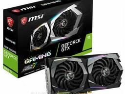 Видеокарта MSI GeForce GTX1660 Ti 6144Mb Gaming (GTX 1660. ..