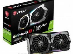Видеокарта MSI GeForce GTX1660 Ti 6144Mb Gaming X (GTX. ..