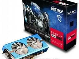 Видеокарта Sapphire Radeon RX 590 8192Mb Nitro+ Special. ..