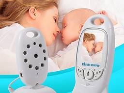 Видеоняня Video Baby Monitor VB601(с режимом ночного видения