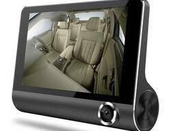 "Видеорегистратор ACE Dash Duo-Cam EA888 4"" LCD"