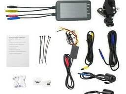 Видеорегистратор для мотоцикла на 2 камеры, влагозащищенный FHD 1080P, wifi, G-sensor. ..