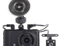 Видеорегистратор Globex GE-115 авторегистратор 2 камеры