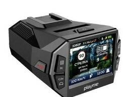 Видеорегистратор Playme P600SG с радар-детектором