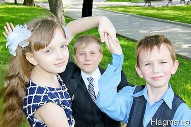 Видеосъёмка детей Донецк