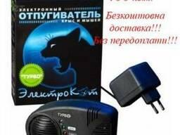 Відлякувач мишей на великій площі Турбо Електрокіт